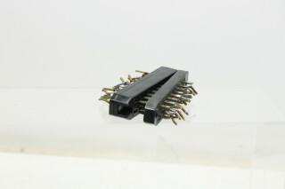 Tuchel Male/Female 16 pins connector B2-9457-x 3