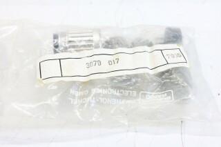 Tuchel 3 Pins male NOS B2-1223-VOF 2