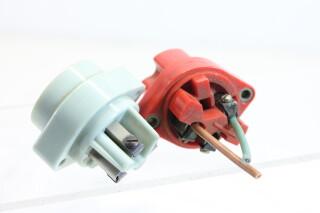 Tuchel Kontakt Power Plug Set - T2262 And T2263 EV-ZV1-5784 NEW 2