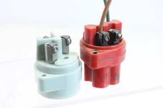Tuchel Kontakt Power Plug Set - T2262 And T2263 EV-ZV1-5784 NEW 3