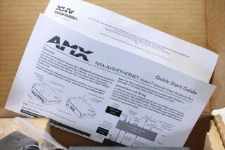 NXA-AVB/Ethernet A/V Breakout Box JDH#1-PL-AMX-NXA-13087-bv 4
