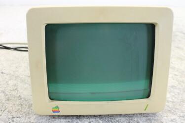 G091H computer monitor green monochrome BLW-ZV16-6790