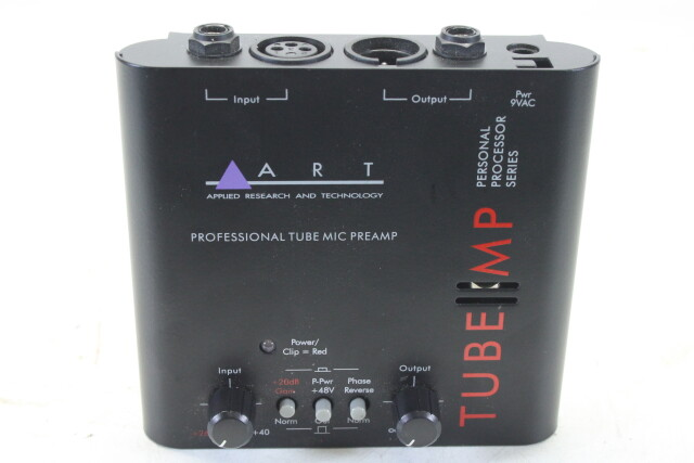 Tube MP - Professional Tube Mic Preamp GLR-ZV-4-5268 NEW