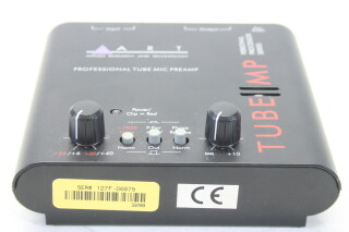 Tube MP - Professional Tube Mic Preamp GLR-ZV-4-5268 NEW 2