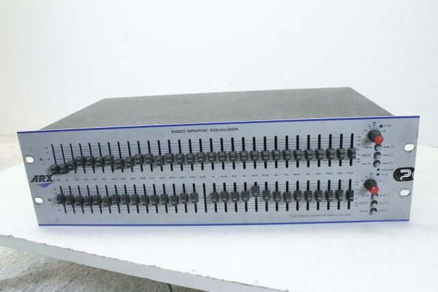 EQ60 - Graphic Equalizer (No.3) PUR-RK-20-14305-BV