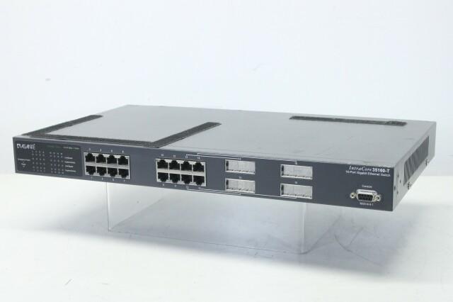 Intracore 35160-T - 16-Port Gigabit Ethernet Switch BVH2 I-12178-bv