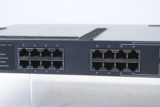Intracore 35160-T - 16-Port Gigabit Ethernet Switch BVH2 I-12178-bv 4