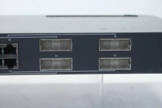 Intracore 35160-T - 16-Port Gigabit Ethernet Switch BVH2 I-12178-bv 5