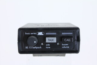 Intercom Beltpack BS15 (No.1) HVR-FS3-3878 NEW