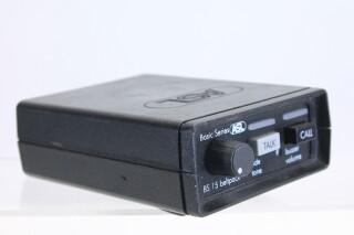 Intercom Beltpack BS15 no.3 HVR-FS3-3882 2