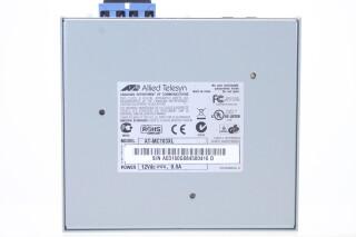 AT-MC103 XL Single Mode Fiber Fast Ethernet Media Converter JDH-C2-S-5804 5