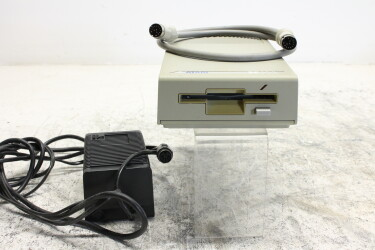 SF354 external floppy drive /w power supply and cable (No.2) BLW-ZV18-6683 NEW