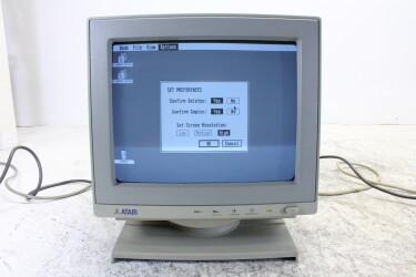 SM144 b/w monitor for ST/STE/Mega BLW-ZV19-6768 NEW