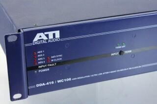 DDA-416/WC106 - AES/EBU & Wordclock Distribution Amp AXL4-PL1-12639-BV 3