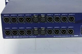 DDA-416/WC106 - AES/EBU & Wordclock Distribution Amp AXL4-PL1-12639-BV 5