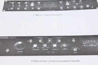 ADR - Level Control Equipment Information F-12980-BV 4