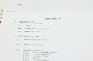 F 300-S Expander Gate Instruction Manual F-12985-BV 3