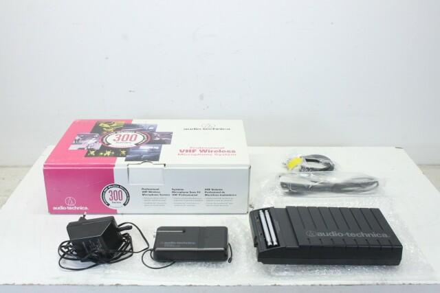 ATW-0327 Wireless Guitar System EV E-14059-BV