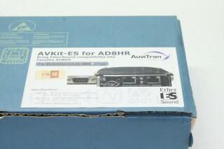 AVKit-ES for Yamaha AD8HR AD Converter/Interface AXL5-S-12832-bv 2