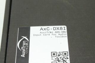 AxC-DX8I - AES-EBU Input Card for Audio Toolbox (No.1) AXL5-S-12818-bv 5