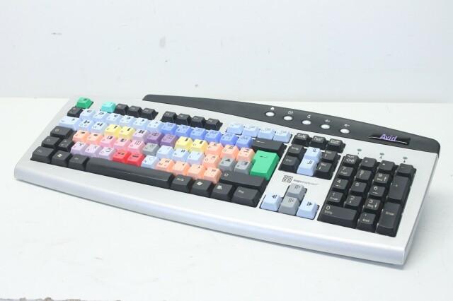 KB-0173 - Video Editing Keyboard BVH2 VL-K-12101-bv