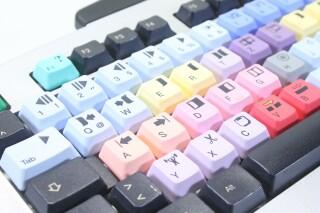 KB-0173 - Video Editing Keyboard BVH2 VL-K-12101-bv 4