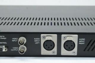ALI-20 Audio Level Inserter With Rack Ears(No.2) HER1 ORB-2-14018-BV 5