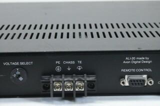 ALI-20 Audio Level Inserter With Rack Ears(No.2) HER1 ORB-2-14018-BV 6