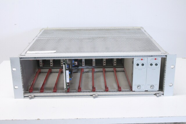 Modular Rack with 2x PSU and One Card Included I-9710-bv