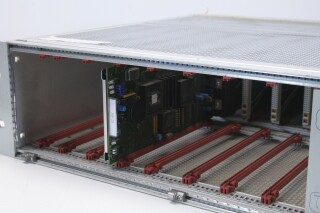 Modular Rack with 2x PSU and One Card Included I-9710-bv 4