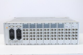 Modular Rack with 2x PSU and One Card Included I-9710-bv 5