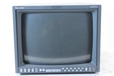 ADVM 14Broadcast MonitorFor Arcade Gaming (No. 4) JDH-C2-ZV-18-6005 NEW