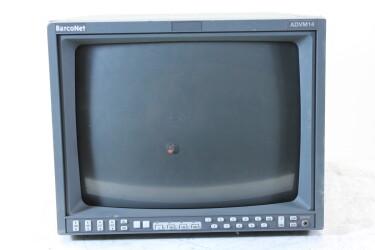 ADVM 14Broadcast MonitorFor Arcade Gaming (No. 7) JDH-C2-ZV-18-6008 NEW