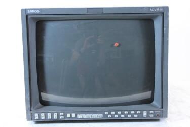ADVM 14Broadcast MonitorFor Arcade Gaming (No. 8) JDH-C2-ZV-18-6010 NEW