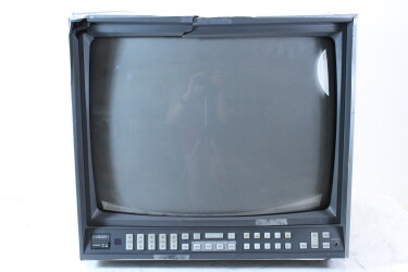 CVM 3051 Broadcast MonitorFor Arcade Gaming (No. 8) JDH-C2-ZV-22-6026 NEW