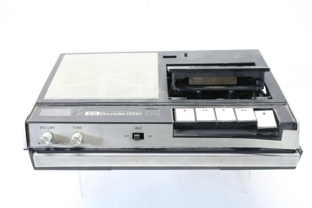 CC Recorder 9200 - Cassette Recorder L-9823-Z