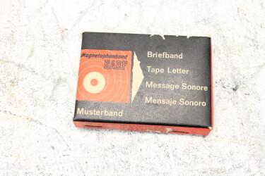 Briefband/Tape letter UNUSED EV-P-6328 NEW