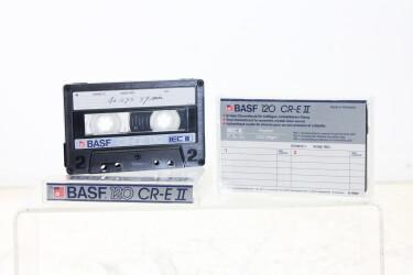 Cassette 120m CR-E II USED (2 cassettes) EV-P-6287