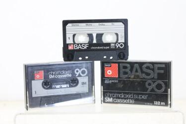 Chromdioxid 90m SM USED (2 cassettes) EV-P-6288