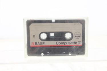 Compusette II data tape NEW/SEALED EV-P-6267