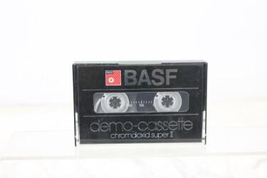Demo-cassette Chromdioxid super II version 2 EV-P-6265
