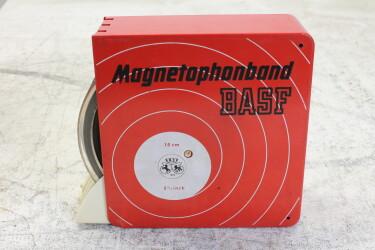"Magnetophonband 1/4"" reel tape 5¾"" in plastic 3box USED EV-P-6307"