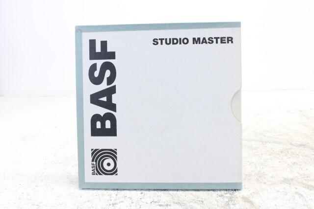 "SM 911 EMTEC Studio Master 1/4"" Tape 10,5"" AEG/DIN reel 1000m B909 NEW (No.1) TCE-ZV3-6737 NEW"