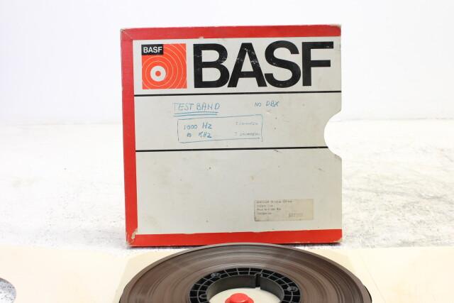 "SPR50 LH 1/2"" tape 10.5"" nab reel 730m USED TCE-ZV3-6748 NEW"