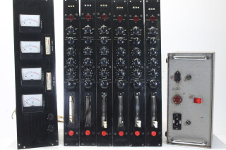 Modular Tube DJ Mixer - Complete Set EV-VLJ-4127 NEW