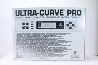 Ultra Curve Pro Model DSP8024 (No.2) JDHC1 VL-Q-14146-BV 9