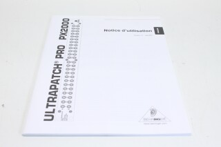Ultrapatch Pro PX2000 F-8243-X