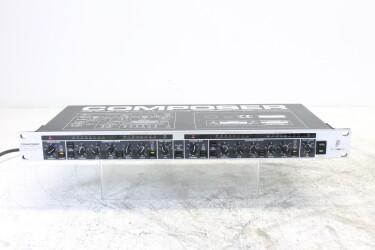 Composer MDX2000 Dynamics Processor EV-RK13-6501 NEW