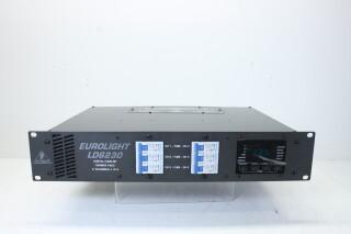 Eurolight LD6230 6 Channel DMX/Analog Controlled Dimmer Pack EV-DIK-R-4024 NEW
