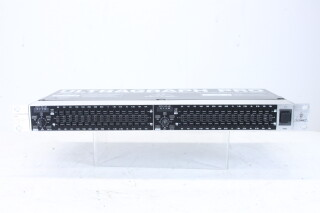 FBQ 1502 Stereo 15 Band Graphic Equalizer VAD-RK21-4893 NEW